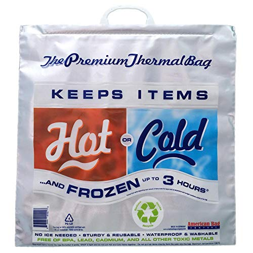 Insulated Bag  Thermal Bag  Hot Cold Bag 5 Grocery