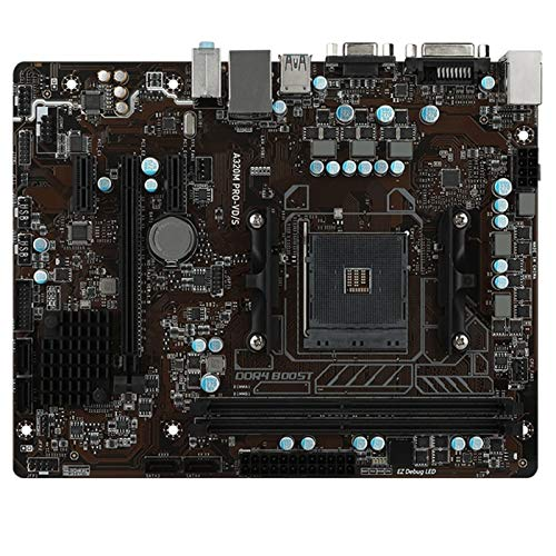 ALBBMY Compatible con MSI A320M PRO-VD/S Desktop DDR4 M.2 SATA3 USB3.0 AM4 A320 DDR4 Micro ATX Motherboard Gaming Motherboard