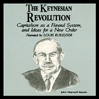 The Keynesian Revolution audiobook cover art