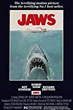 Jaws - One Sheet Poster (24x36) PSA009814