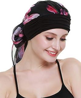 FocusCare Turban för kvinnor vid håravfall, huvudbonader, headwrap, scarf