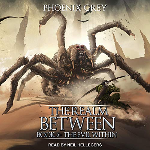 The Realm Between: The Evil Within cover art