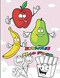 Kawaii Mad Food: Kawaii Food Making Crazy And Funny Things.