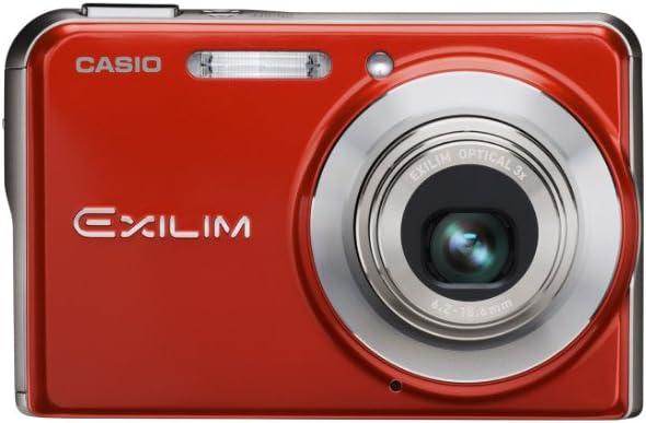 Casio Exilim EX-S770RD Sacramento unisex Mall 7.2MP Digital Optical Zoom Camera with 3x