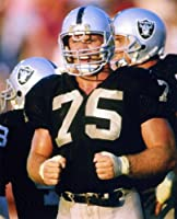 Howie Long Oakland Raiders 8x10 Sports Action Photo (k)