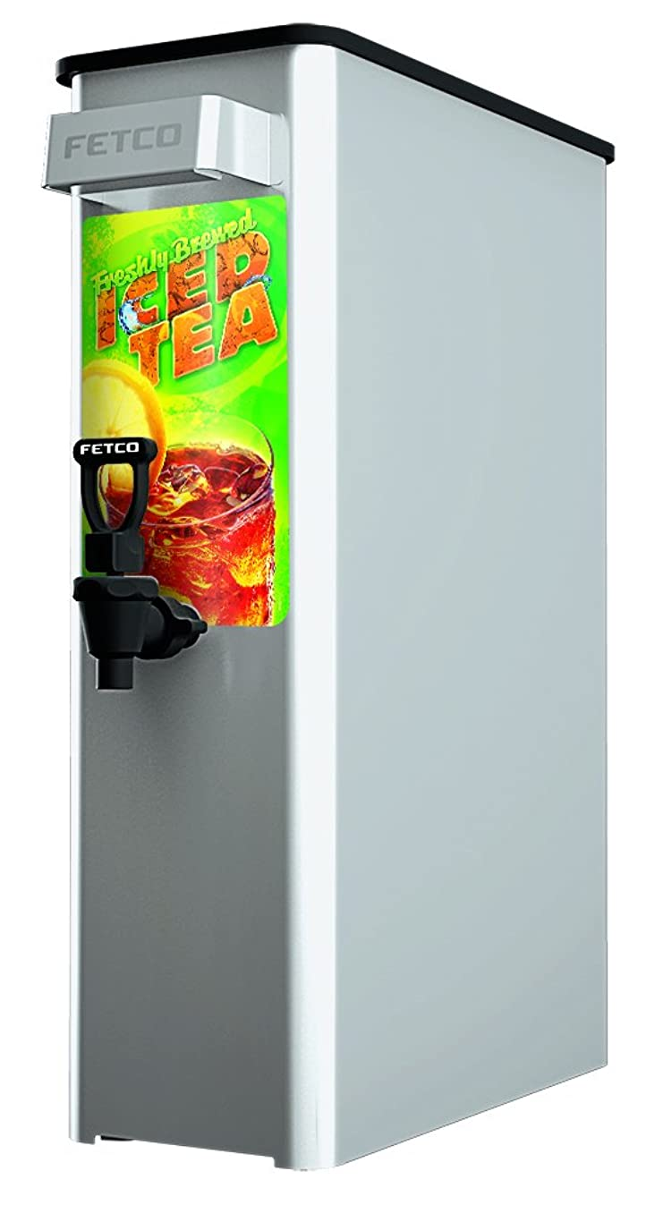 FETCO ITD-2135 D064W112 3.5 Gal Tea Dispenser, 3.5 gal
