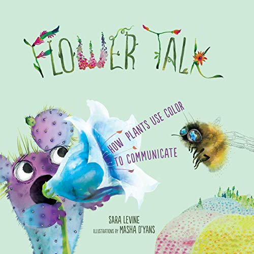 Flower Talk audiobook cover art