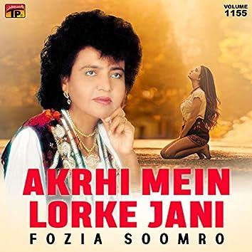 Akrhi Mein Lorke Jani, Vol. 1155