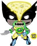 Funko 36648 Pop! Marvel: Zombies - Zombie Wolverine (Resplandor en la Oscuridad Edición Especial) #662