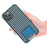 14chvily Funda para Apple iPhone 12 Pro, resistente a las caídas, funda para teléfono móvil [Diseño en estilo...