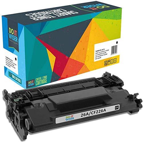 Do it Wiser Cartucho de Tóner CF226A para HP Laserjet Pro MFP M426fdn M426fdw M426dw M402d M402dn M402dne M402dw M402n (3,100 páginas)
