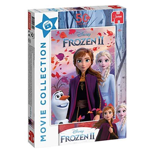 Rompecabezas de la colección de películas de Disney Frozen 2 de 1975