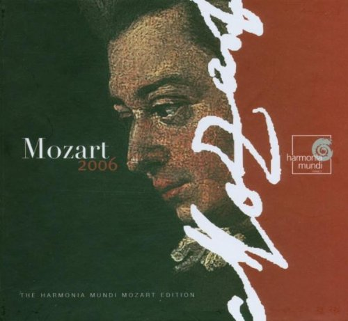 Mozart 2006 Diary & Sampler
