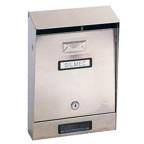 Glooke SELECTED cassette, roestvrij staal, grijs, één maat