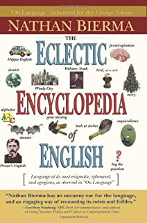 The Eclectic Encyclopedia of English