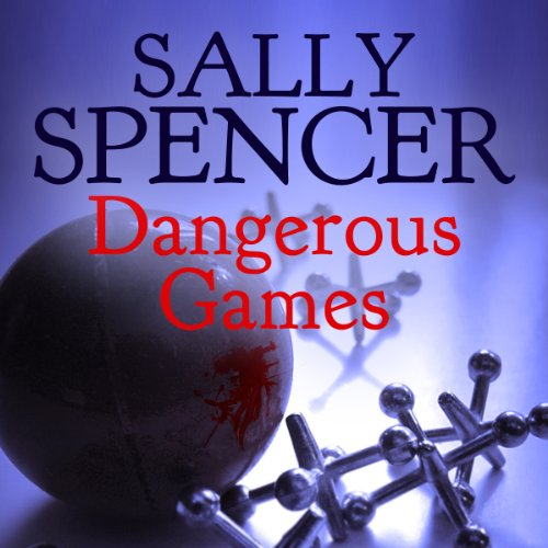 Dangerous Games cover art