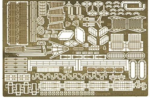 1/700 日本海軍航空母艦 空母 翔鶴・瑞鶴 プラモデル用 エッチングパーツセット
