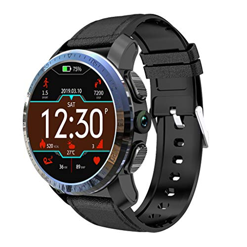 LQIAN KOSPET Smartwatch Optimus Pro 3 GB + 32 GB AMOLED 4 G Dual Chip 8.0MP 800 mAh SmartWatch-Telefon