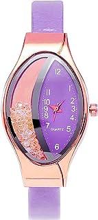 Serpentine Belt with Diamond Stylish Ladies Watch Flowing Diamonds Watches for Women