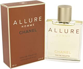Allure Homme by Chanel for Men - Eau de Toilette, 150ml