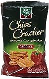 funny-frisch Chips Cracker Paprika, 90 g -