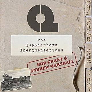 The Quanderhorn Xperimentations cover art
