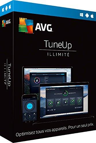 AVG TuneUp - 2 ans / illimité