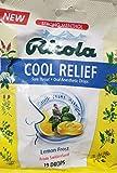 Lemon Frost Ricola Cool relief lozenges 19 ct