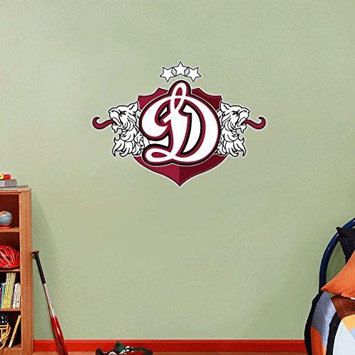 Dinamo Riga KHL Latvia Hockey Home Decor Art Wall Vinyl Sticker 63 x 45 cm