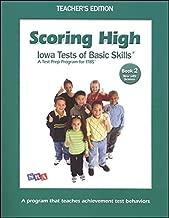 Scoring High on the ITBS - Teacher's Edition - Grade 2