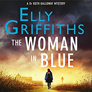 The Woman in Blue cover art