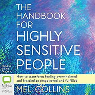 The Handbook for Highly Sensitive People cover art