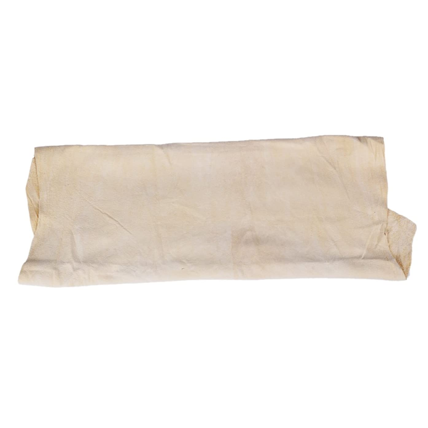 Yanrifeng Drying Cleaning Towel Natural Genuine Leather Chamois Shammy Sponge Cloth