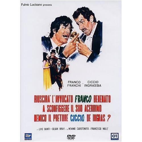 Riuscirà l'avvocato Franco Benenato a sconfiggere il suo acerrimo nemico il pretore Ciccio de Ingras?