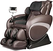 Osaki OS4000TB Model OS-4000T Zero Gravity Massage Chair, Brown, Computer Body Scan, Zero Gravity Design, Unique Foot Roller, Next Generation Air Massage Technology, Arm Air Massagers