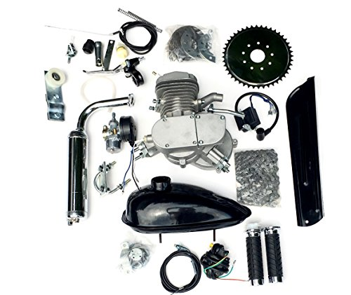Bicycle Motor Works ZEDA 80 Silver Engine Kit