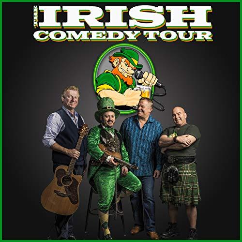 Irish Comedy Tour: Various Artists audiobook cover art