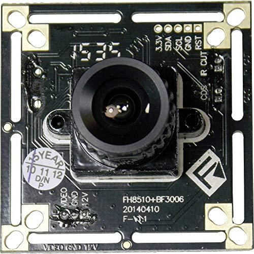 Conrad Components BC-714 Platinenkamera 720 x 576 Pixel 12 V/DC