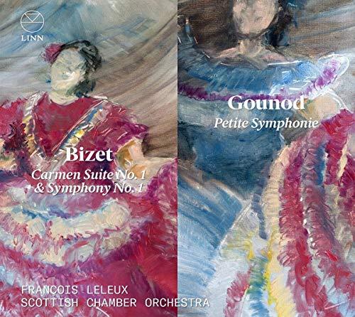 Bizet & Gounod: Carmen Suite Nr. 1 / Sinfonie Nr. 1 / Petite Symphonie