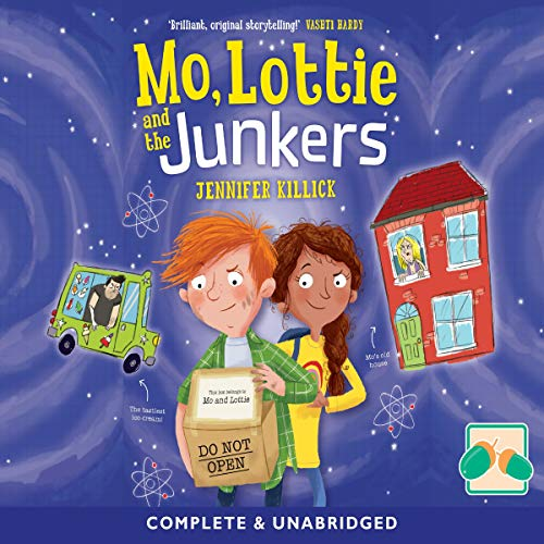Couverture de Mo, Lottie and the Junkers