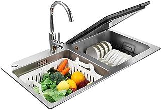 Lavavajillas Lavavajillas portátil lavavajillas empotrado fregadero lavavajillas 1850W completamente automático de desinfección de secado de gran capacidad kyman