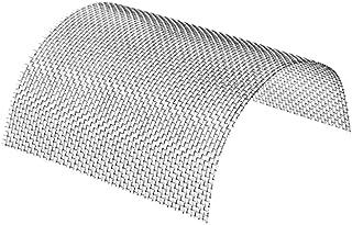WHHHuan Filet de filtrage en acier inoxydable 304 1000 x 50 cm (couleur : 60 mailles 0,35 mm, taille : 50 x 500 cm)