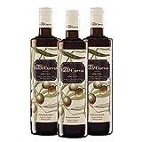 Aceite de Oliva Virgen Extra Pago de Valdecuevas 500 ml, caja de 3 unidades, x3,100% Arbequina