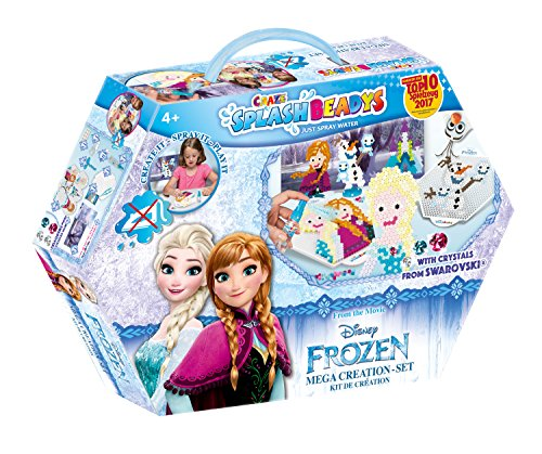 Craze 58436 - Splash Beadys, Frozen, Creation Set