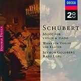 Schubert: Music for Violin & Piano; Arpeggione Sonata