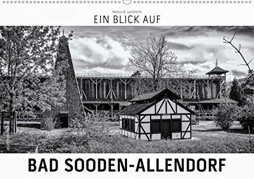 Ein Blick auf Bad Sooden-Allendorf (Wandkalender 2021 DIN A2 quer)