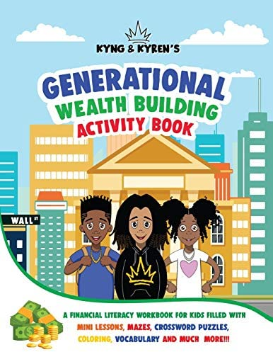 Kyng Kyren s Generational Wealth Building Activity Book Kyng Kyren s Generational Wealth Building product image