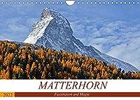 MATTERHORN. Faszination und Magie (Wandkalender 2022 DIN A4 quer): MATTERHORN...Der Berg der Berge. Das Wahrzeichen von Zermatt. (Monatskalender, 14 Seiten )
