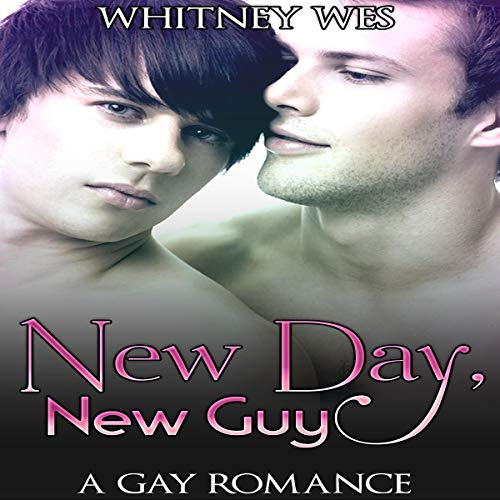New Day, New Guy audiobook cover art