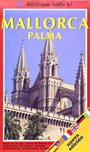 Plano de Palma de Mallorca - 13ª edición